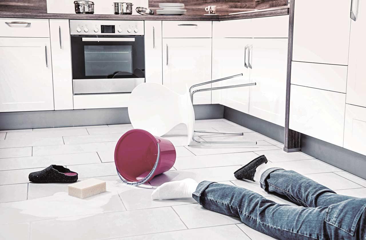 Unfälle vermeiden: So schaffen Sie ein sicheres Zuhause - SAFE